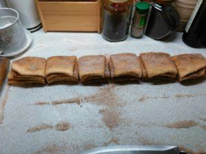 тыквенное тесто рецепт