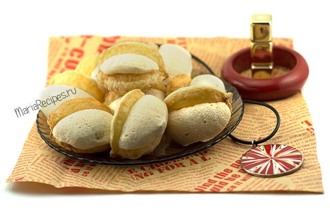 Печенье из слоеного теста «Губы Анджелины Джоли»