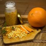 Домашние цукаты из апельсиновых корок