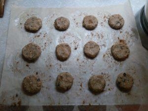 рецепты овсяных печений с фото